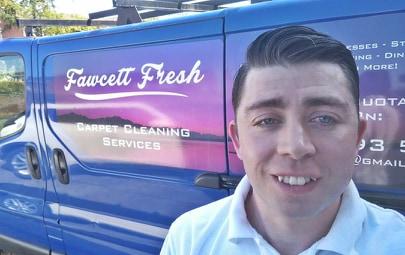 Davey Fawcett